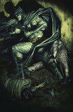 Image: Detective Comics #1023 (Joker War) (variant Card Stock cover - Lee Bermejo) - DC Comics