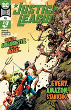 Image: Justice League #46 - DC Comics