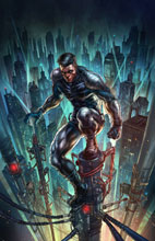 Image: Nightwing #72 (variant cover - Alan Quah) - DC Comics