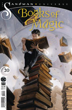 Image: Books of Magic #20 - DC - Black Label