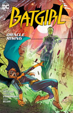 Image: Batgirl Vol. 07: Oracle Rising SC  - DC Comics