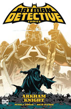 Image: Batman: Detective Comics Vol. 02: Arkham Knight SC  - DC Comics