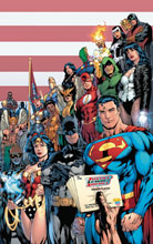 Image: Justice League of America by Brad Meltzer Deluxe Edition HC  - DC Comics
