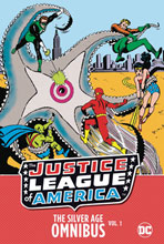 Image: Justice League of America: Silver Age Omnibus Vol. 01 HC  (new edition) - DC Comics