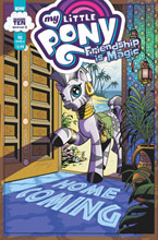 Image: My Little Pony: Friendship Is Magic #90 (cover A - Price) - IDW Publishing