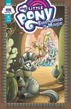 Image: My Little Pony: Friendship Is Magic #90 (cover B - Hickey) - IDW Publishing