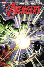 Image: Marvel Action Avengers #4 (2020) (cover A - Mapa) - IDW Publishing