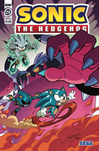 Image: Sonic the Hedgehog #29 (cover A - Lawrence) - IDW Publishing