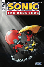 Image: Sonic the Hedgehog #30 (cover B - Skelly) - IDW Publishing