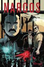 Image: Narcos Vol. 01 SC  - IDW Publishing