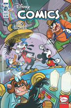 Image: Disney Comics and Stories #13 (cover A - Mazzarello) - IDW Publishing