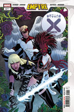 Image: Empyre: X-Men #1 - Marvel Comics