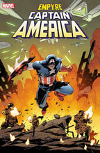 Image: Empyre: Captain America #1 - Marvel Comics
