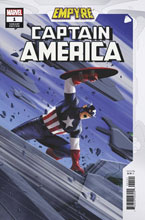 Image: Empyre: Captain America #1 (variant cover - Epting) - Marvel Comics