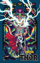 Image: Empyre: Thor #1 (variant cover - Hetrick) - Marvel Comics