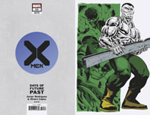 Image: X-Men #11 (EMP) (incentive Days of Future Past 1:0 cover - Rodriguez) - Marvel Comics