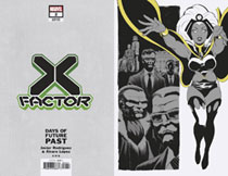 Image: X-Factor #2 (incentive Days of Future Past 1:0 cover - Rodriguez)  [2020] - Marvel Comics