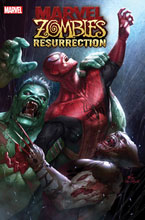 Image: Marvel Zombies: Resurrection #3 - Marvel Comics