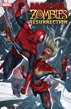 Image: Marvel Zombies: Resurrection #4 - Marvel Comics