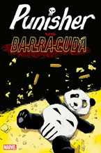 Image: Punisher vs. Barracuda #2 (variant cover - Shalvey) - Marvel Comics
