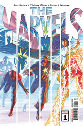Image: The Marvels #1 - Marvel Comics
