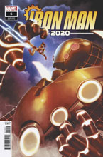 Image: Iron Man 2020 #5 (incentive 1:25 cover - Suayan)  [2020] - Marvel Comics