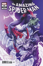 Image: Amazing Spider-Man #46 (variant cover - Bagley) - Marvel Comics