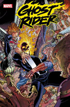 Image: Ghost Rider #8 - Marvel Comics