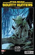 Image: Star Wars: Bounty Hunters #4 (variant Empire Strikes Back cover - Sprouse) - Marvel Comics