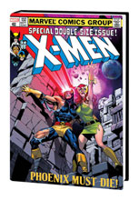 Image: Uncanny X-Men Omnibus Vol. 02 HC  (new printing) (main cover - Immonen) - Marvel Comics
