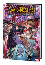 Image: War of the Realms Omnibus HC  (variant DM cover - Adams) - Marvel Comics