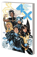Image: X-Men / Fantastic Four: 4X SC  - Marvel Comics