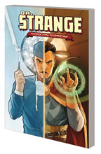 Image: Doctor Strange: Surgeon Supreme Vol. 01 - Under the Knife SC  - Marvel Comics