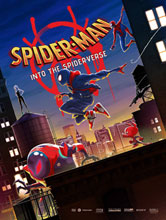 Image: Spider-Man: Into the Spider-Verse Poster Book SC  - Marvel Comics