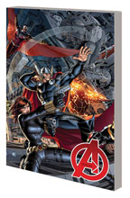 Image: Avengers by Hickman Complete Collection Vol. 01 SC  - Marvel Comics