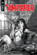 Vampirella Red Sonja #1 Cvr A Dodson Dynamite, 2019 NM