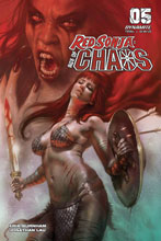 Image: Red Sonja: Age of Chaos #5 (cover A - Parrillo) - Dynamite