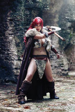 Image: Red Sonja: Age of Chaos #5 (incentive 1:30 cover - Cosplay virgin) - Dynamite