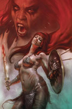 Image: Red Sonja: Age of Chaos #5 (variant cover - Parrillo) (CGC Graded) - Dynamite