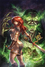 Image: Red Sonja: Age of Chaos #5 (variant cover - Quah virgin) - Dynamite