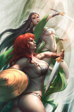 Image: Red Sonja: Age of Chaos #5 (variant cover - Kunkka virgin) - Dynamite