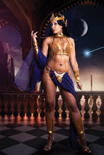 Image: Dejah Thoris Vol. 03 #6 (incentive 1:30 cover - Cosplay virgin) - Dynamite
