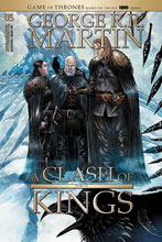 Image: George R.R. Martin's A Clash of Kings #5 (cover A - Miller) - Dynamite