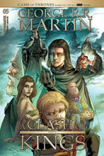 Image: George R.R. Martin's A Clash of Kings #5 (cover B - Rubi) - Dynamite