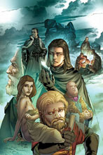 Image: George R.R. Martin's A Clash of Kings Vol. 02 #5 (incentive 1:10 cover - Rubi virgin) - Dynamite