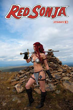 Image: Red Sonja #16 (cover E - Decobray Cosplay) - Dynamite