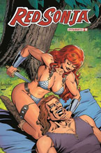 Image: Red Sonja Vol. 05 #16 (incentive 1:10 cover - Pepoy Seduction) - Dynamite