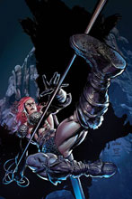 Image: Red Sonja #16 (incentive 1:15 cover - Gedeon Homage virgin) - Dynamite