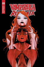 Image: Vampirella / Red Sonja #9 (cover A - Lee) - Dynamite