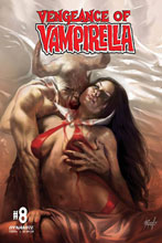 Image: Vengeance of Vampirella Vol. 02 #8 (cover A - Parillo) - Dynamite